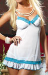 Romance Mesh Chemise