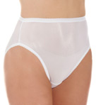 Nylon Hi-Leg Brief Panty Image