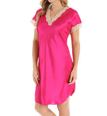Shadowline Charmeuse Sleep Gown 4503