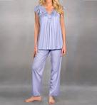 Silhouette Pajama Image