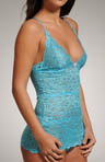 Shirley of Hollywood Stretch Lace Band Chemise 25241