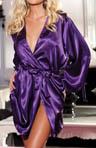 Silky Charmeuse Kimono