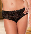 Shirley of Hollywood Stretch Lace Hipster Thong 35