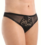 Shirley of Hollywood Plus Size Chopper Lace Thong X144