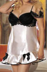 Shirley of Hollywood Plus Size Tuxedo Charm Chemise X25113