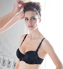 Simone Perele Andora Couture Embroidered 3D Contour Spacer Bra 131343S