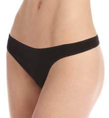 Skin Organic Pima Jersey Thong OJTR