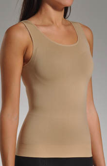 Two Faced Reversible Seamless Scoop Neck Tank