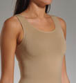 Skweez Couture by Jill Zarin Two Faced Reversible Seamless Scoop Neck Tank RV-300