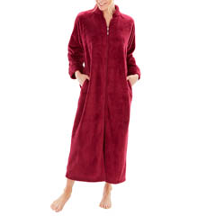 Softies Sherpa Zip Robe 5014-80