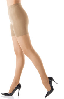 All The Way Leg Support Full-Length Pantyhose