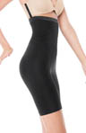 SPANX Slimmer and Shine Mid Thigh Bodysuit 1056