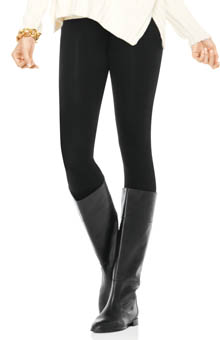Look-At-Me High Waisted Cotton Leggings