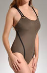 SPANX Golden Touch One Piece Swimwear 1337