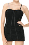 SPANX Piping Hot Swim Dress 1385