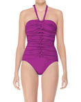 Braided Core One Piece Swimsuit
