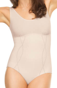 Spoil Me Cotton Tank Bodysuit