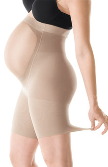 SPANX Power Mama Maternity Mid-Thigh Shaper 163