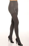 SPANX Uptown Tight End Tights Cable Knit Sweater 1806