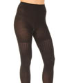 Patterned Tight End Tights Coil Stripe Image