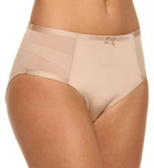SPANX The Perfect Pair Mesh Back High Leg Brief Panty 1937