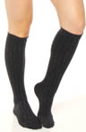 Socks Rock Ribbed Sweater Socks