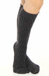 SPANX Socks Rock Chevron Sweater Socks 2301