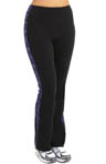SPANX On The Go Print Band Pant 2383