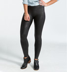 Ready-to-Wow Faux Leather Leggings Image