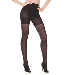 SPANX Tight End Heathered Contrast Tights 2446