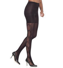 SPANX Uptown Tights Fishnet Flair Tights 2455