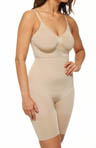 SPANX Slim Cognito Mid Thigh Shapesuit 345