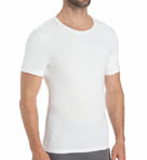 Light Control Cotton Compression Crew Neck