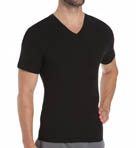 Light Control Cotton Compression V Neck