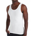 Light Control Cotton Compression Tank Image