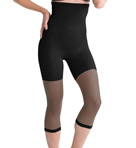 In-Power Line High-Waisted Below the Knee Shaper Image