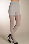 Patterned Tight End Tights Bloom Lace Semi Opaque