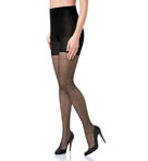 Uptown Tight-End Tights - Micro Fishnet
