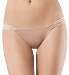 SPANX Skinny Britches Sheer Shaping Power Thong 993