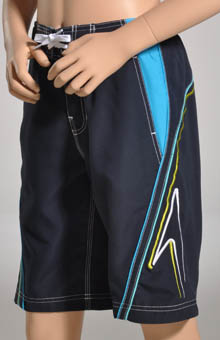 Boys Velocity Boardshort