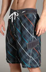Molokai Plaid E-Boardshort