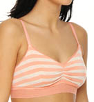 Splendid Essential Stripe Bralette Bra 3105SWF