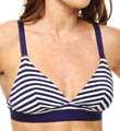 Color Splash Banded Bralette Bra Image