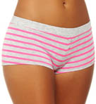 Color Splash Boyshort Panty