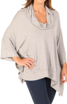 Super Soft Knit Cowl Poncho