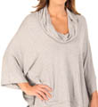 Super Soft Knit Cowl Poncho Image