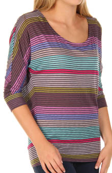 Camden Stripe Top
