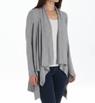 Thermal Drape Front Long Jacket Image