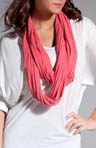 Vintage Whisper Twist Eternity Scarf