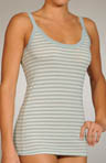 Melange Jersey Stripe Cami